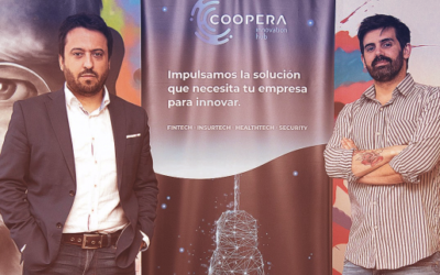 We launched Coopera Innovation hub to connect companies with innovation